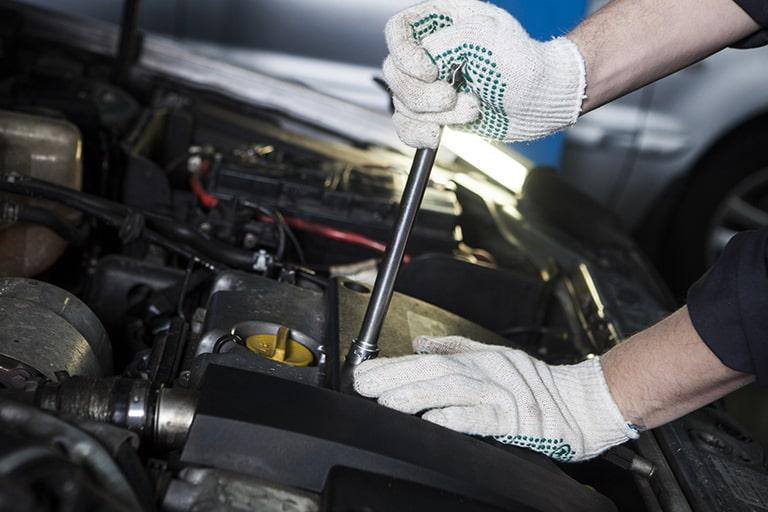 お車購入後の整備・メンテナンス