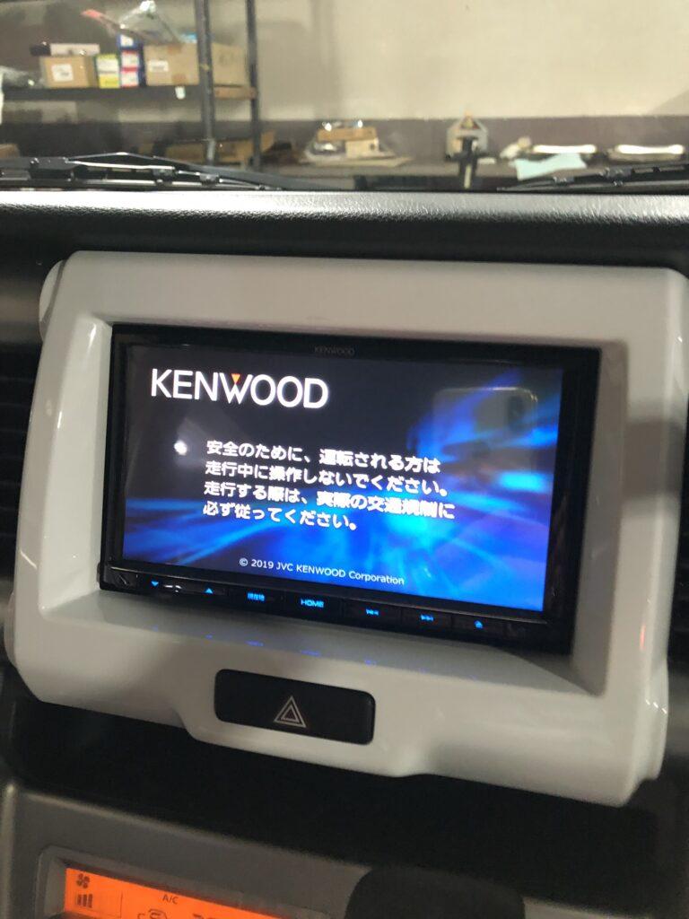 ケンウッドナビMDV-S706